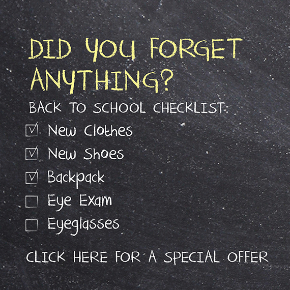 back to school promotional 2017