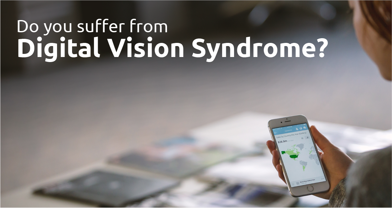 Digital Vision Syndrome Image