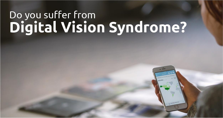 Digital Vision Syndrome Image